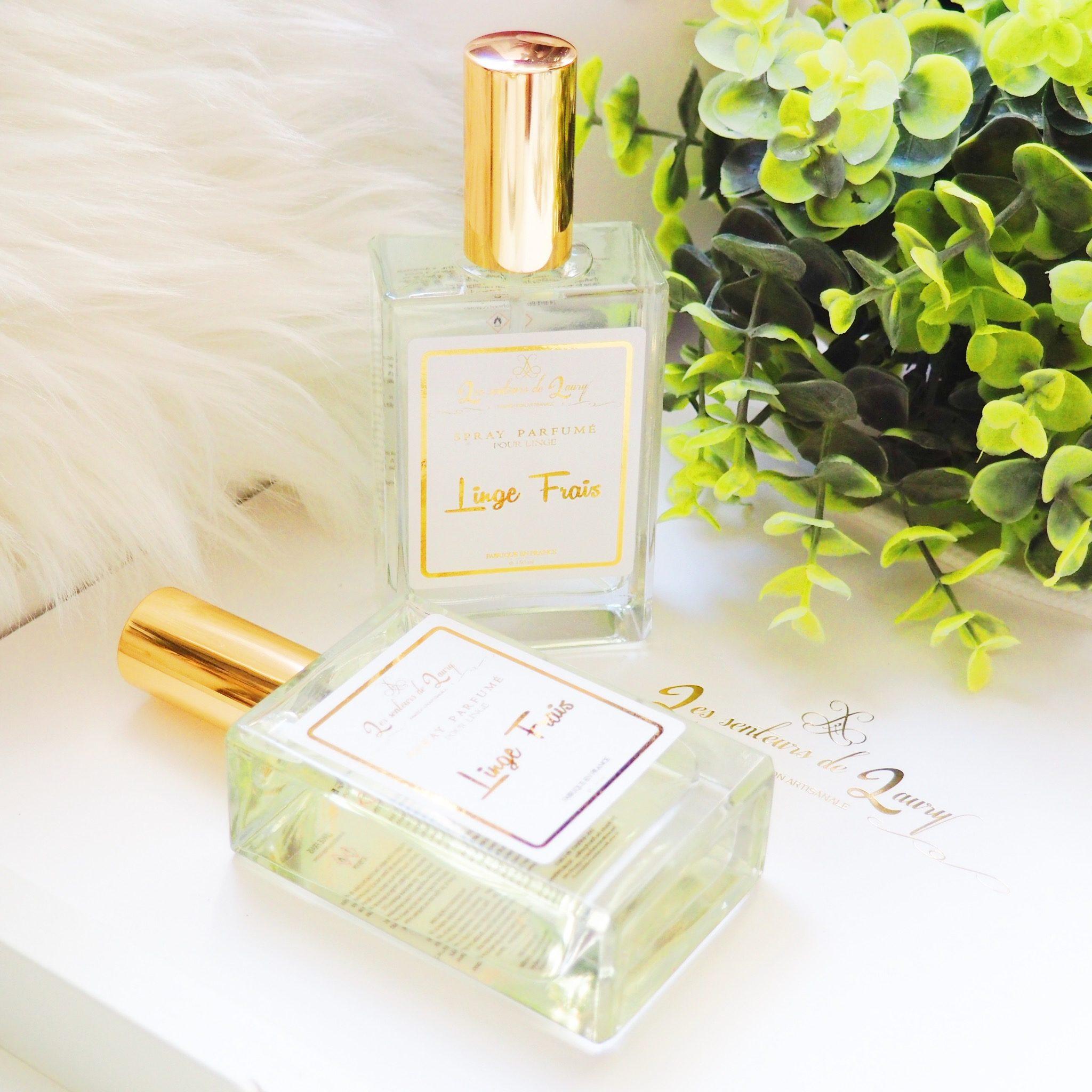 Brume parfumée – Linge frais